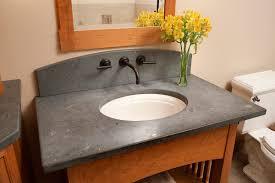 slate countertop bathroom ideas slate vanity top slate countertops slate