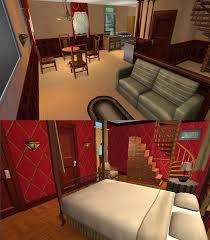 Steampunk House Interior Mod The Sims Steampunk Fantasy House Nocc