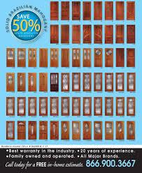 door types exterior u0026 exterior dark wood front doors