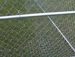 a solution to fence that is raised or that a dog digs around i