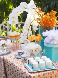 table setting ideas brunch buffet decorations spring woody nody