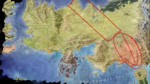 Essos Map Qarth Greatest City That Ever Was And Will Be Great Moraq And