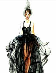 18 best bocetos moda images on pinterest fashion drawings
