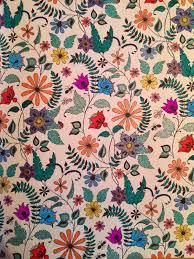 scribble babble love thursdays secret garden coloring book
