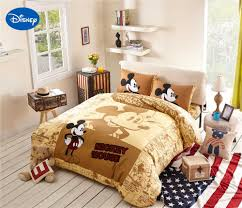 Mickey Mouse Bedroom Ideas Online Buy Wholesale Mickey Mouse Bedroom Sets From China Mickey