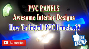how to make your home more beautiful must watch pvc panels