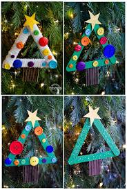 huckleberry love 25 diy christmas ornaments to make with kids