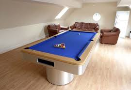 slate base pool table 8ft slate base pool table in good condition 2 7m x 1 5m overall in
