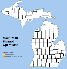 Michigan Counties Map Index Of Images