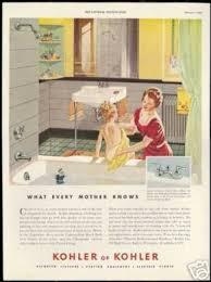80 best the bold look of kohler images on pinterest vintage ads