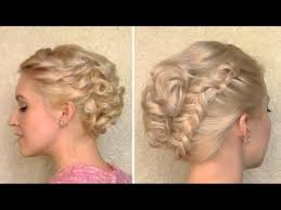 braids for short curly hair