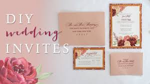 wedding invitations island how to make wedding invitations