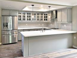 anaheim grey pre assembled kitchen cabinets