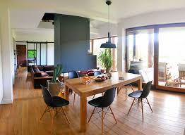 interieur maison bois contemporaine interieur maison rouge et gris u2013 maison moderne