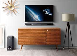 Home Theater Wall Units Amp Entertainment Centers At Dynamic Sound Bars Audio U0026 Visual Products Yamaha United States