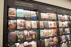 Kitchen Collection Store by Inside Amazon U0027s First New York City Bookstore