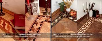 hardwood floor borders pavex parquet