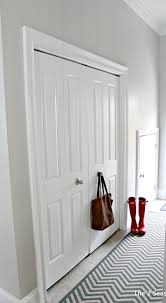 Bi Fold Doors Closet How To Turn Bi Fold Doors Into Doors