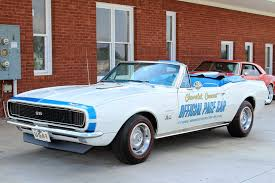 camaro pace car 1967 chevrolet camaro cars cars for sale in