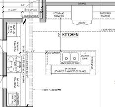 floor plans with large kitchens small kitchen with island floor plan best 10 kitchen floor plans