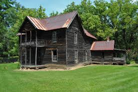 Two Story Farmhouse Remnants Of Southern Architecture 2015