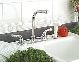 100 Kitchen Faucets Sprayer Shop by Two Handle Side Spray Kitchen Faucets Home Solution Depot