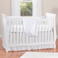 All White Crib Bedding Summer Infant Swiss Dot 4 Crib Bedding Set Walmart