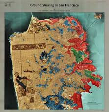 San Francisco City Map by San Francisco A City That Knows Its Faults Recovers