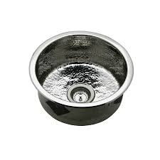 Granite Sinks At Lowes by Shop Elkay Mystic Hammered Mirror Stainless Steel Drop In Or