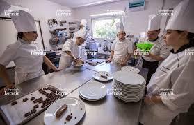 bac professionnel cuisine edition de sarrebourg château salins bac le lycée professionnel