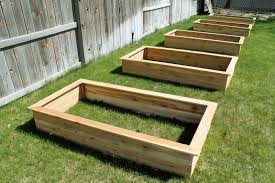 How To Make Planter Boxes by Our Diy Raised Garden Beds Chris Loves Julia