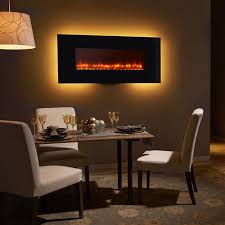 Wall Mounted Electric Fireplace Simplifire 58 Wall Mount Electric Fireplace Fine U0027s Gas