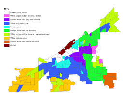 Pittsburgh Neighborhood Map Csu Report Advises Cleveland To Invest Public Money In East Side