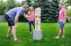 amazon com giant tumbling timbers toys u0026 games