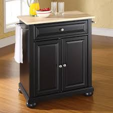 mobile island for kitchen portable kitchen island black the portable kitchen
