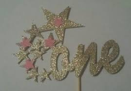 twinkle twinkle cake topper 1st birthday one cake topper gold glitter twinkle twinkle