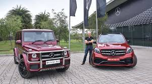 mercedes maker mercedes launches amg g63 edition 463 and amg gls63
