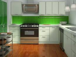lime green and black kitchen combined single handle pull down
