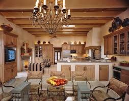 Santa Fe Style Interior Design by Albuquerque Santa Fe Style Kitchen Southwestern With Old Spanish