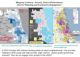 Chicago Community Map by Tutor Mentor Institute Llc July 2013