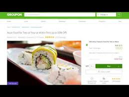 groupon cuisine how to use a trade in