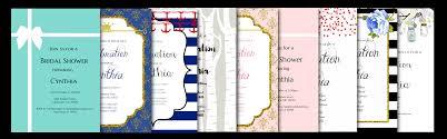 Kitchen Tea Ideas Themes Free Editable Bridal Shower Invitations Bridal Shower Ideas Themes