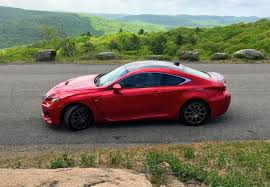 rcf lexus 2017 2016 lexus rc f review autonation drive automotive blog