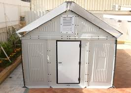 ikea flat pack house ikea better shelter for refugees planetsave
