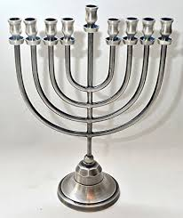 small menorah small menorah hanukiah silver from holy land