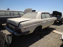 junkyard find 1974 mercedes benz 280c the truth about cars