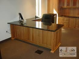 Custom Office Desks For Home Pictures Yvotubecom - Custom home office furniture