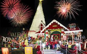 santa rosa christmas lights a christmas tradition in crown asia s valenza at sta rosa crown asia