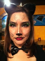 kitty cat makeup for halloween cat face makeup white kitty cat face painting nk youtube face