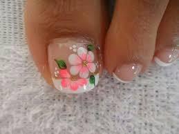 best 25 flower toe nails ideas on pinterest flower toe designs